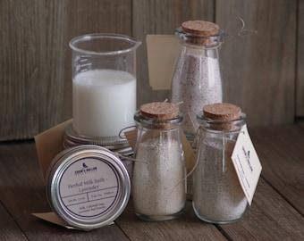 Herbal Milk Bath