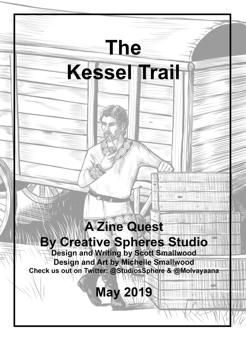 The Kessel Trail Token Edition