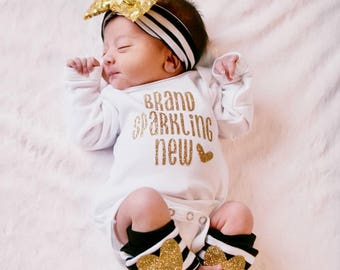NEWBORN GIRL take home outfit, newborn girl headband, baby girl headband, newborn girl, newborn girl outfit, newborn girl clothes, baby girl