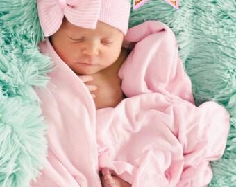 81a5dd5d9c2 baby hat newborn baby hat pink baby hat baby hat baby hat for girls baby hat  for newborn girls hospital baby hat girls
