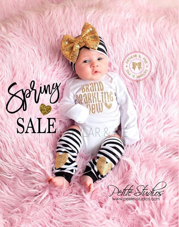 Baby Girl Winter Outfit Brand Sparkling New Baby Girl Winter Baby Girl Christmas Outfit First Christmas Outfit Newborn Winter