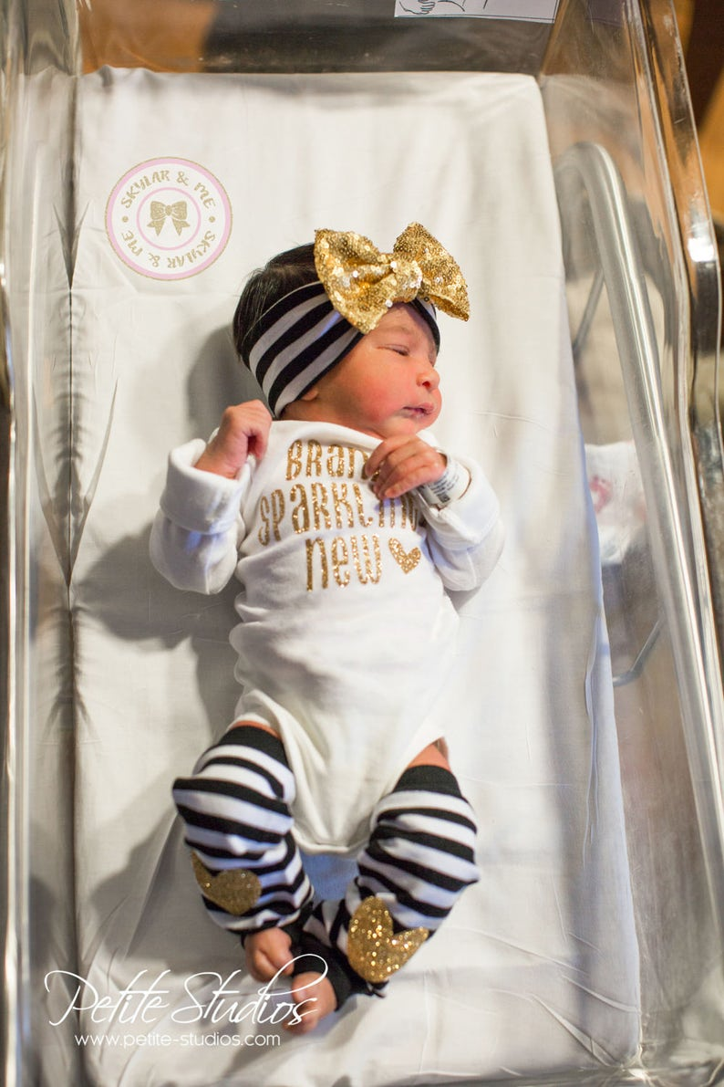Baby Girl outfit Newborn Girl Take Home Outfit infant take home New Baby Gift Baby Shower baby take home newborn girl outfit
