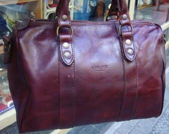 691e8098d04e Genuine vintage I MEDICI Italian leather tote bag