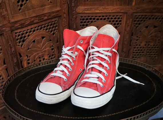 80s Vintage Converse all star Unisex Spain Size 44