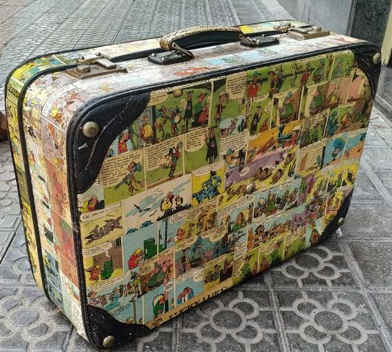 Tintin Satchel Vintage Tintin School Bag