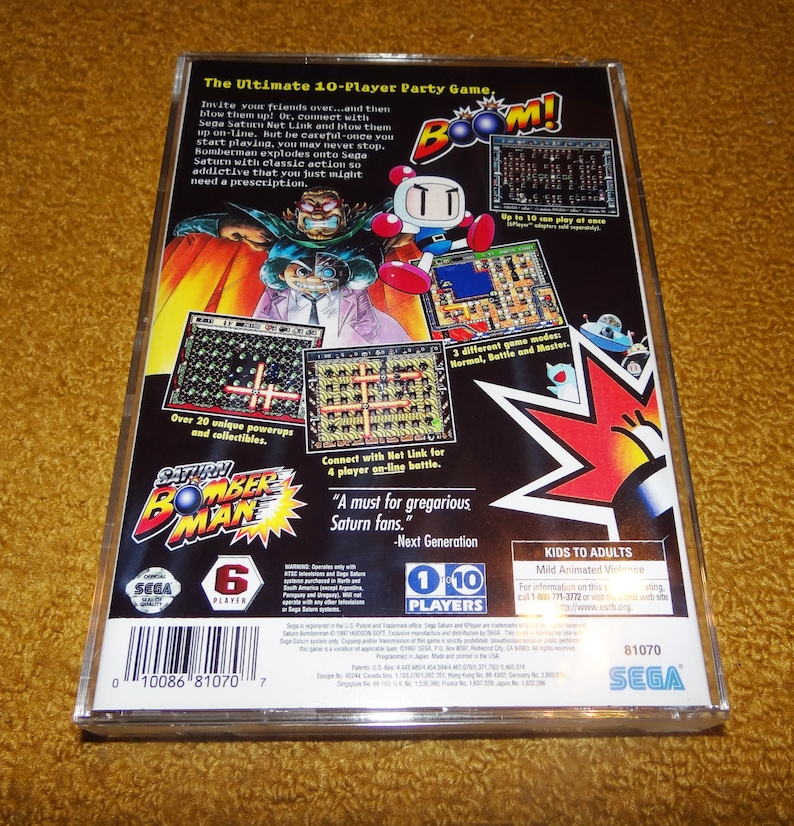 reprinted manual case & case insert system must be modded to play ...