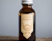 Cedar Beard Oil