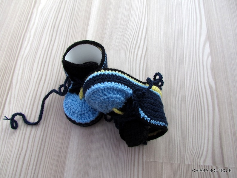 Baby Shoes Crochet Baby Booties Knitted Boots, Baby Shoes Newborn Crochet Booties
