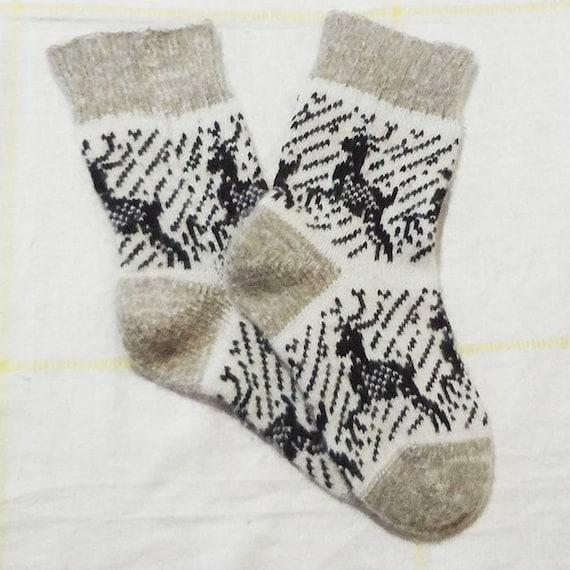 Wool socks for women Wool winter socks Socks warm wool  197ed34963