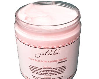 Conditioner Hibiscus Flaxseed Marshmallow - Cleansing  Co Wash Natural  Product Long Hair Do Does Care