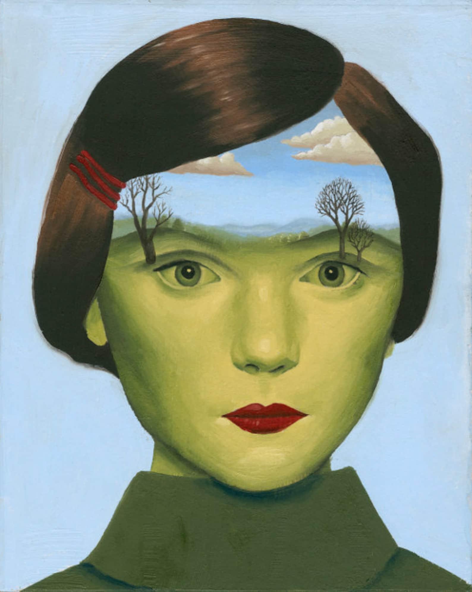 Aniela Sobieski portrait