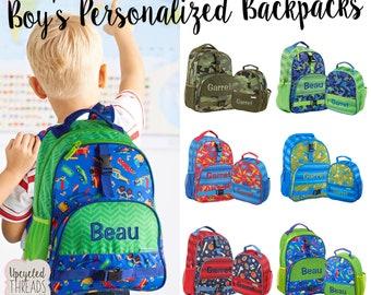 695537e704a8 Boys backpack | Etsy