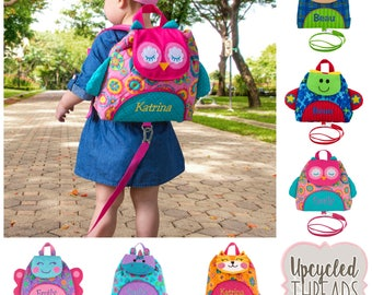 Personalized Toddler Backpack 22e41c515008b