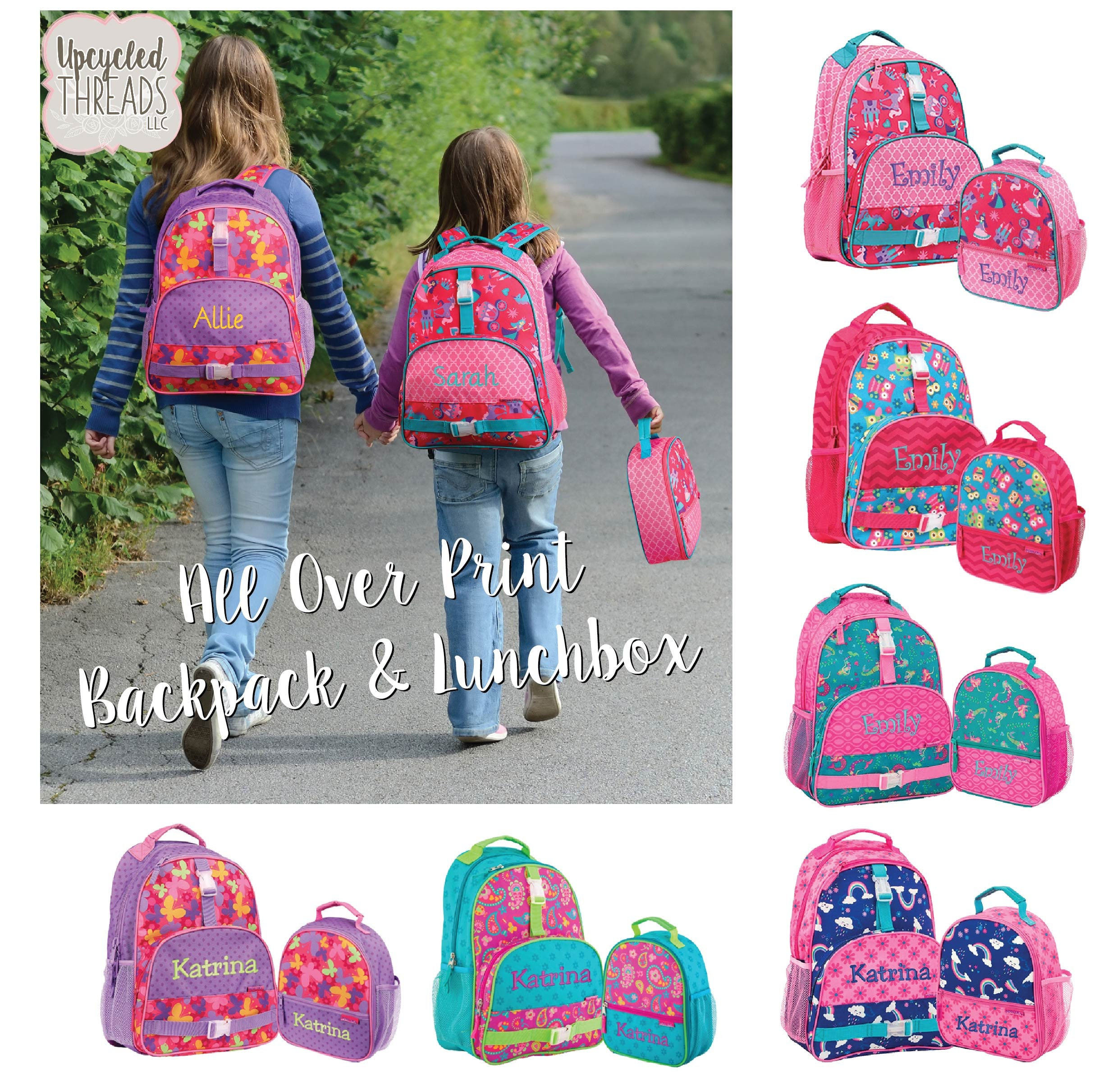 Personalized Kids Backpack Sets 6721414b5720e