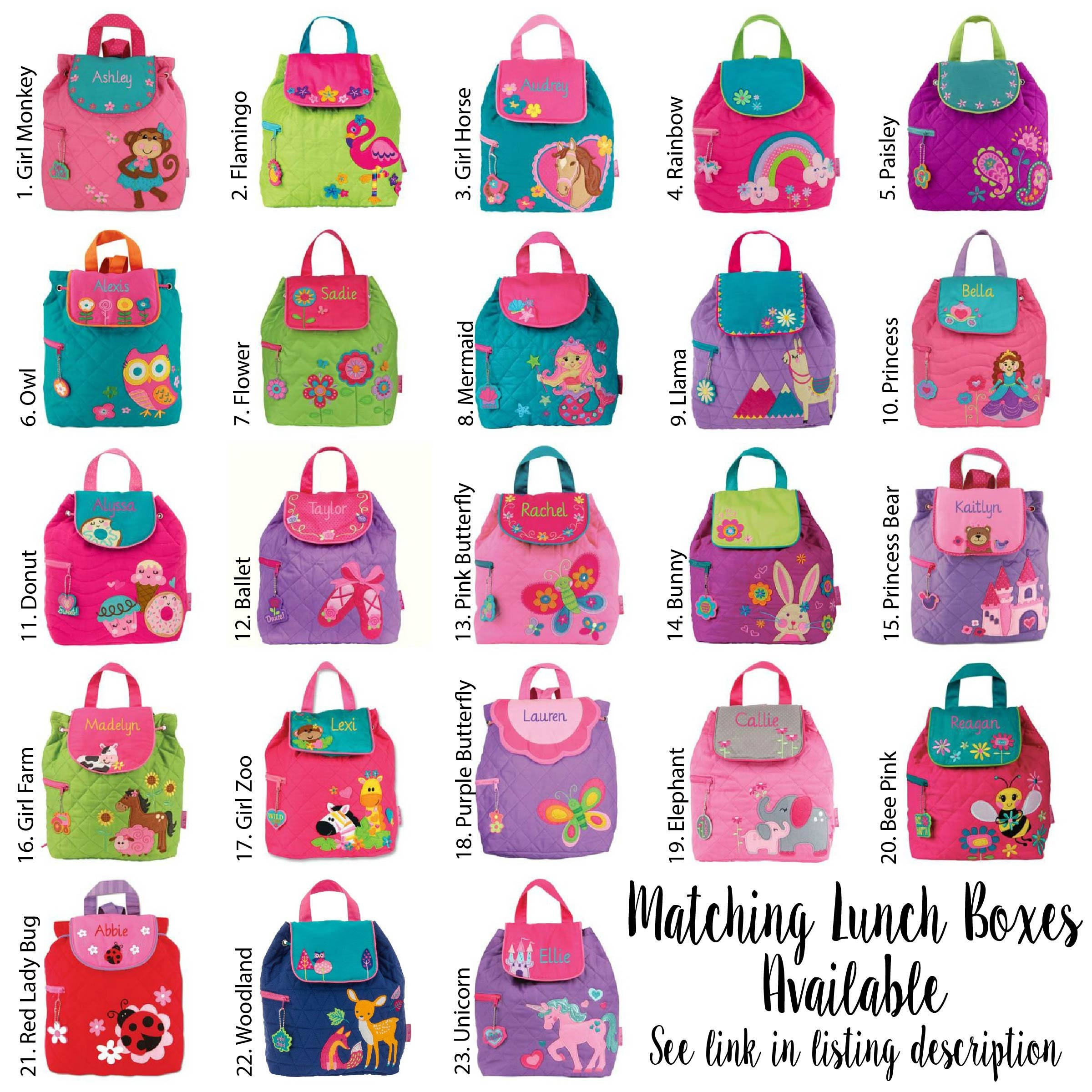 Backpack For Toddler, Personalized Preschool