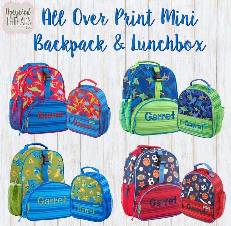 66605e7c0b4a toddler backpack, boys backpack, backpack set, mini backpack, toddler  backpacks, school backpack, stephen joseph, backpack, lunchbox