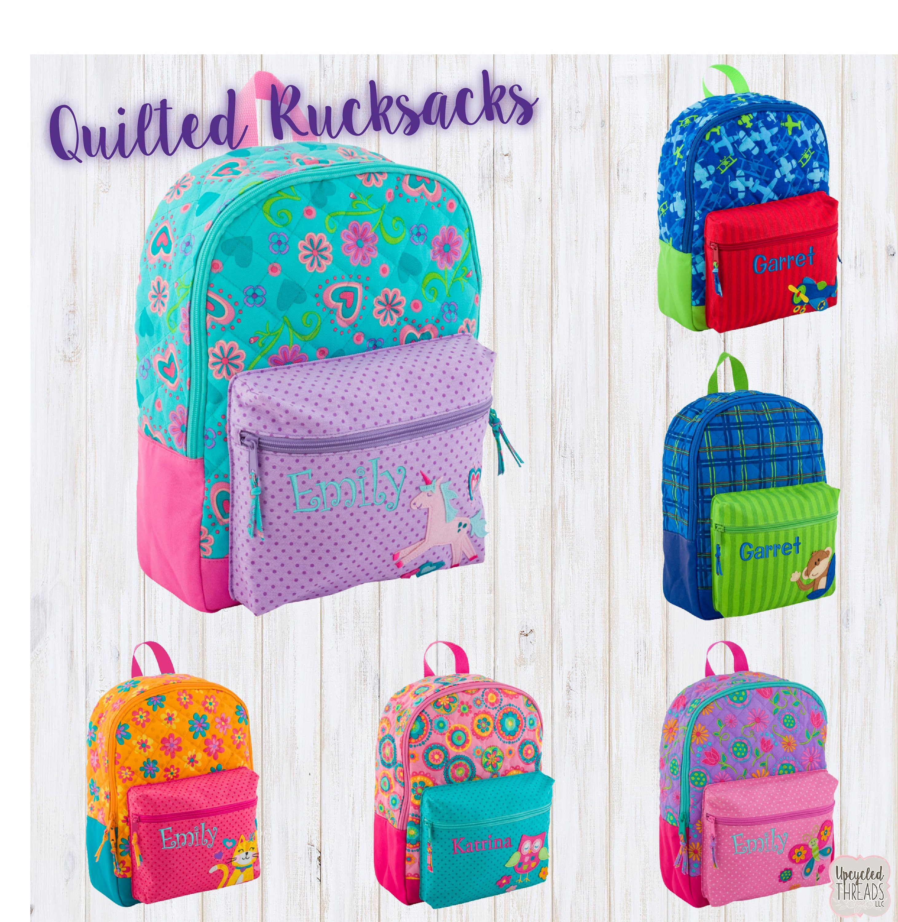 30c66266d12 Personalized Backpack