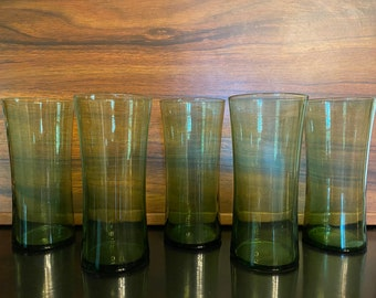 Green Glassware Sprite Soda Pop Bottle Couples Gifts Custom Wine Glasses