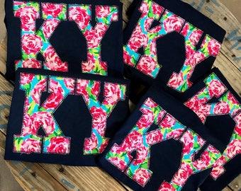 Kentucky lilly crewneck sweatshirt