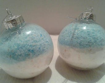 Christmas Ornament Bath Salts