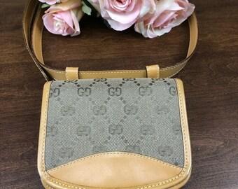 3fb7cb7c6c32 Authentic Vintage Gucci Waist Bag