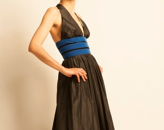Evening dress LANVIN from 1980's