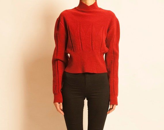 Pullover ALAÏA from 1980's