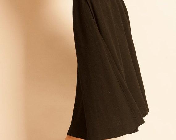 Flared skirt Yves Saint Laurent from 1970's