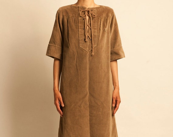 Day dress TED LAPIDUS from 1970's