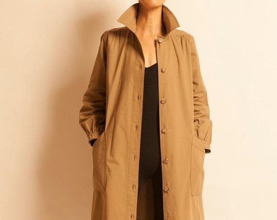 Raincoat Yves Saint Laurent from 1960's