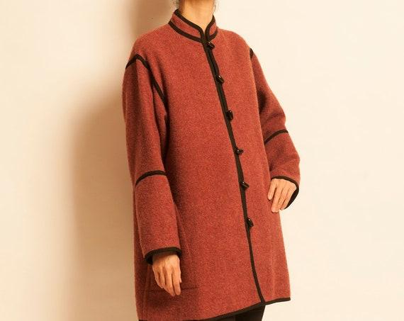 3/4 coat Yves Saint Laurent from 1980's