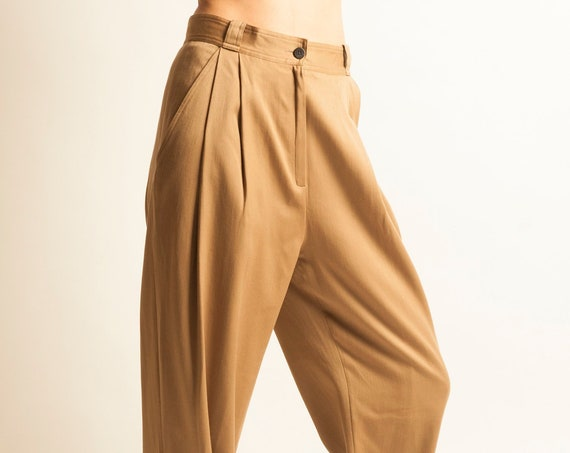 High waist pants Charles Jourdain from late 1980's