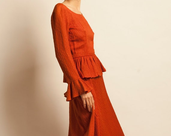 Evening dress Jean Patou from late 1960's