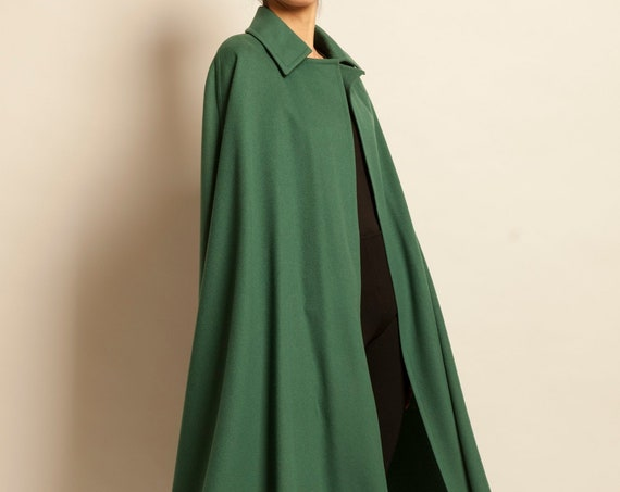Cape Yves Saint Laurent from 1970's