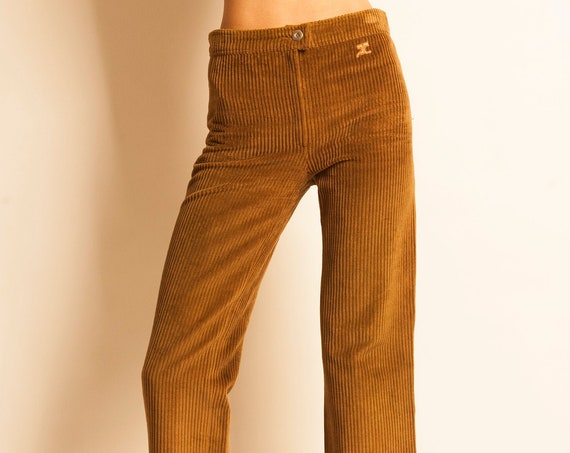 Trousers Courreges from 1970's
