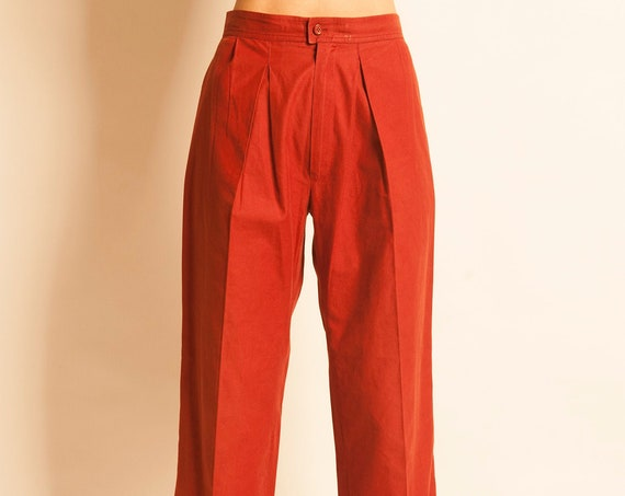 Trousers Yves Saint Laurent from 1970's