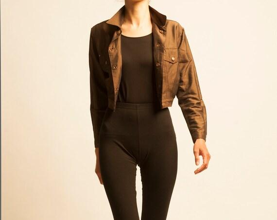 Short jacket Jean Paul Gaultier from 1990's