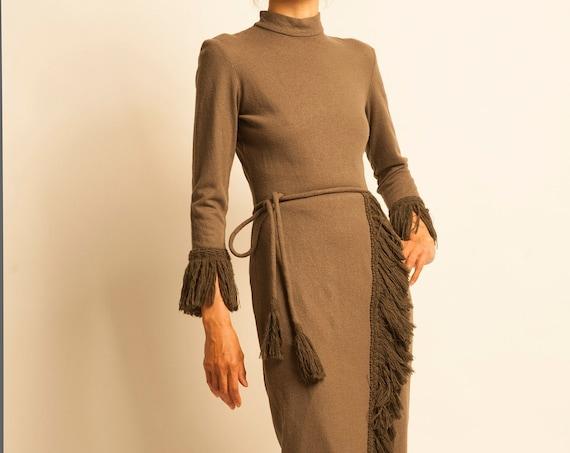 Long dress Isabelle Allard