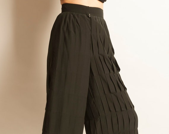 Pleated pants Karl Lagerfeld from 1990's
