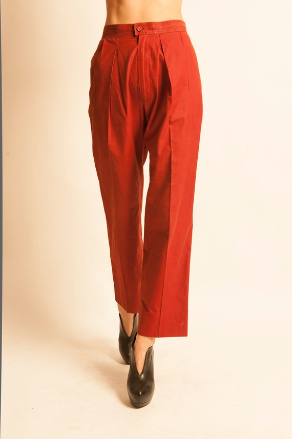 Trousers Yves Saint Laurent from 1970's - image 2