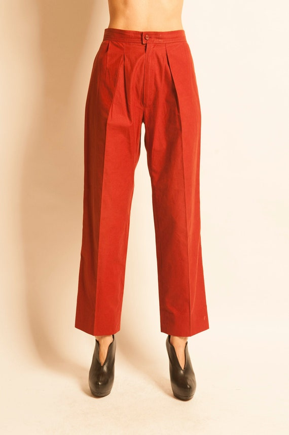 Trousers Yves Saint Laurent from 1970's - image 1
