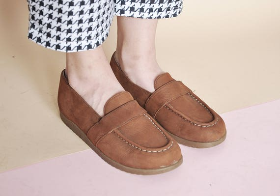 90s loafers PLATFORM loafers MINIMAL loafers penny