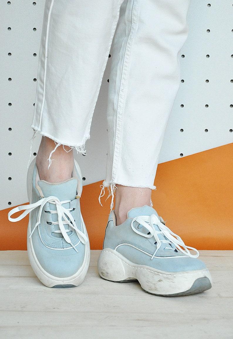 6fe1efc8188f 90s PLATFORM sneakers CHUNKY sneakers 90s sneakers club kid