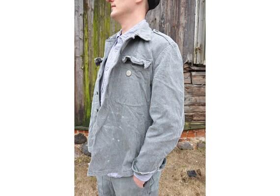 40s WORKWEAR shirt denim shirt DENIM jacket visvim