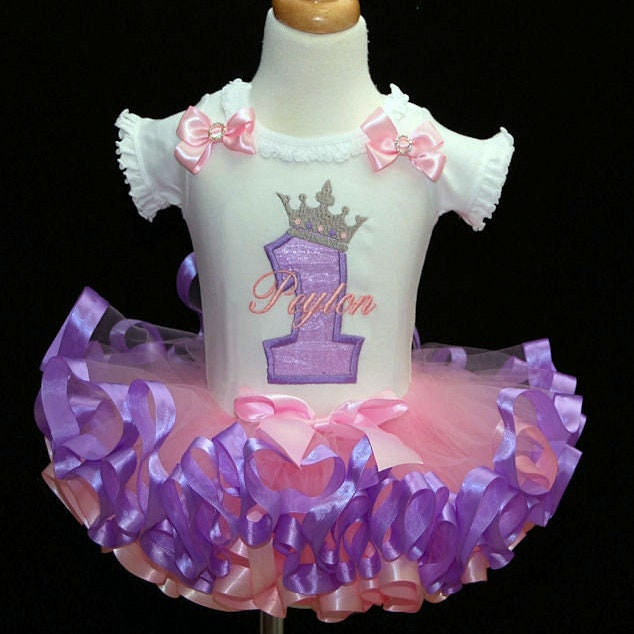 1st birthday  outfit  princess birthday tutu