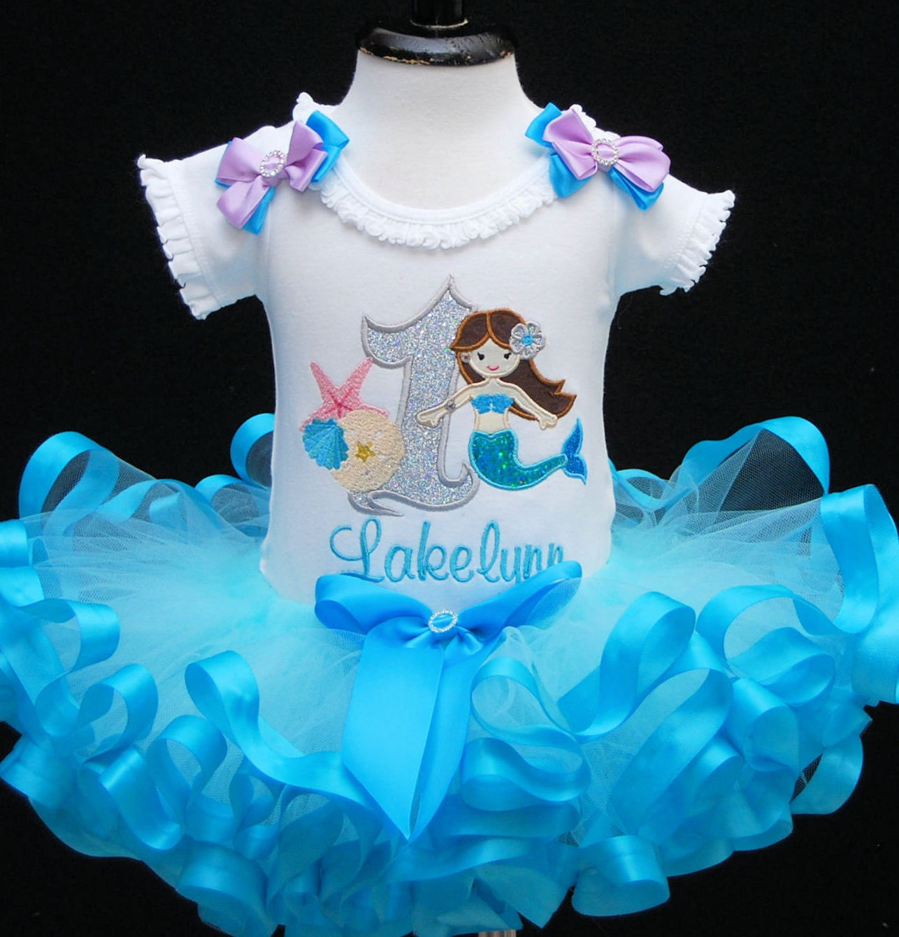 mermaid 1st birthday outfit ,1st birthday girl outfit personalized mermaid shirt first birthday outfit mermaid cake smash outfit baby girl