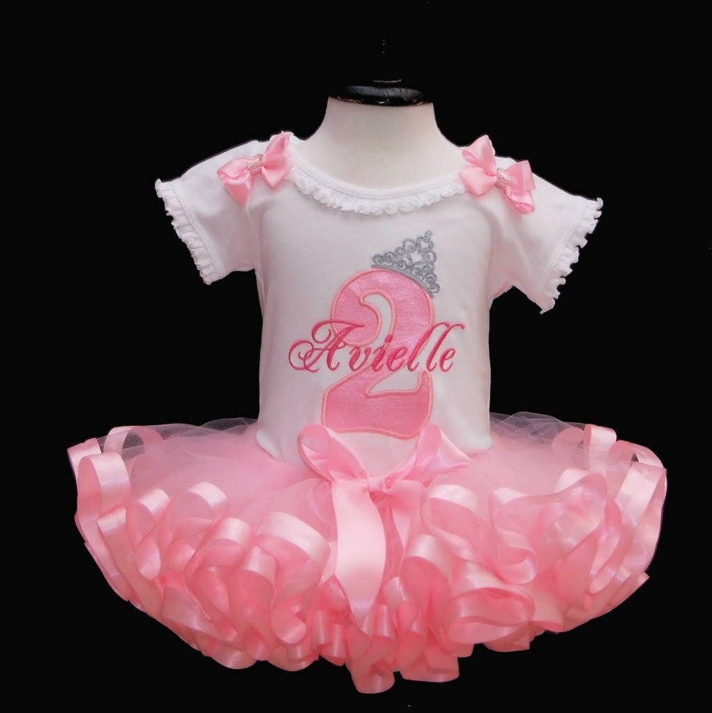 princess birthday tutu outfit, personalized 2nd birthday girl outfit, princess birthday shirt, princess tutu outfit girl, cake smash outfit