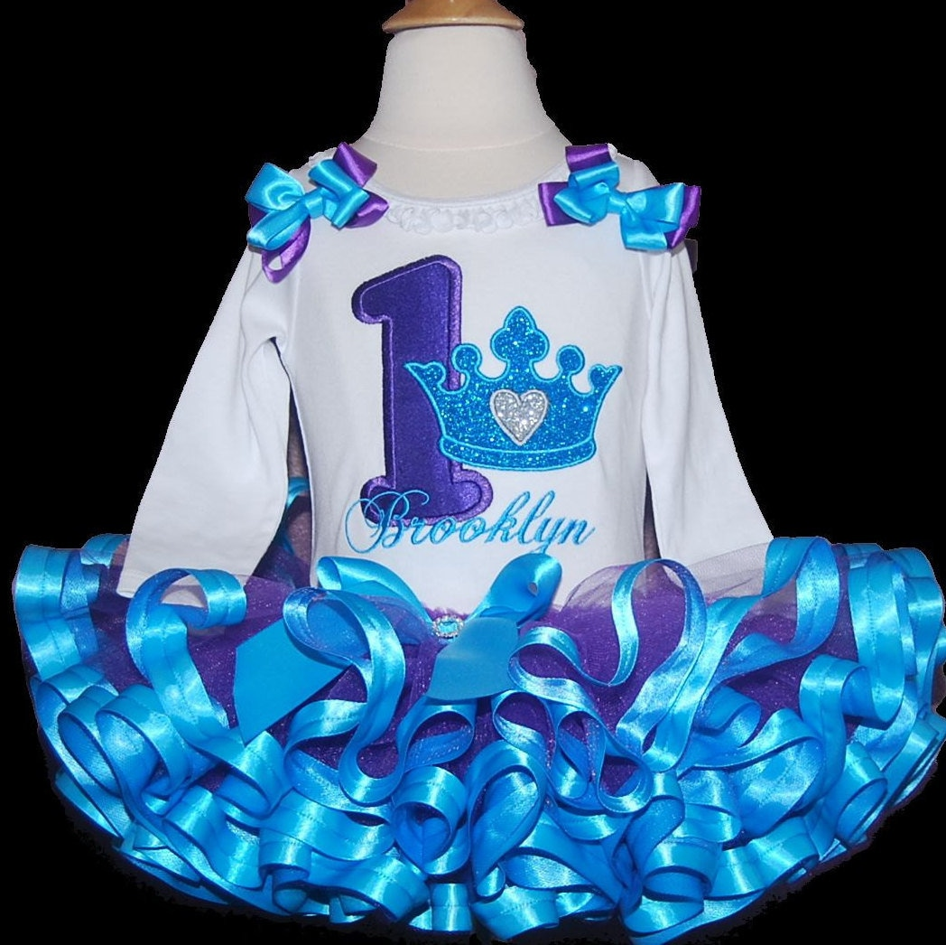 1st birthday outfit girl, princess birthday tutu