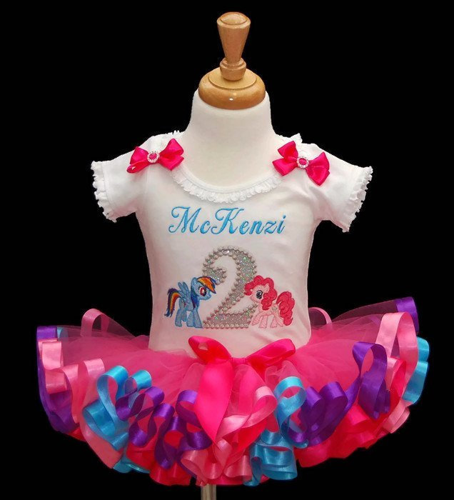 my little pony birthday shirt, 2nd birthday outfit girl, my little pony birthday outfit, second birthday outfit girl, cake smash outfit girl