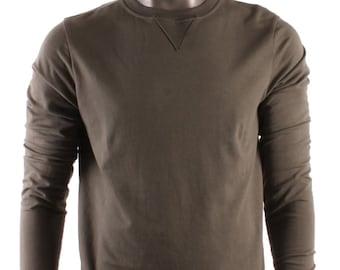 Cotton Oversize Sweat Shirt.